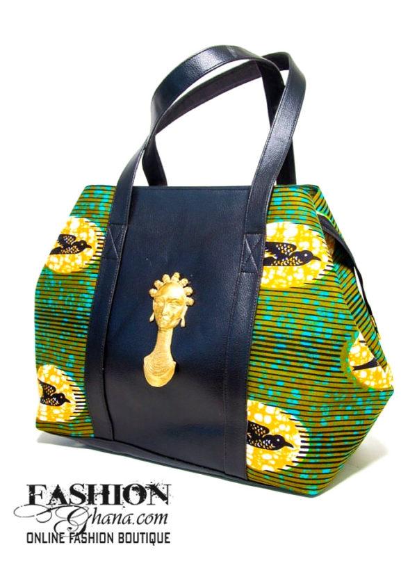 DyAnge Cabas M'manfouè Tote Bag